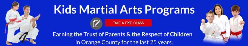 kids martial arts classes fullerton