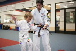 Little Ninjas Martial Arts Program in Orange County