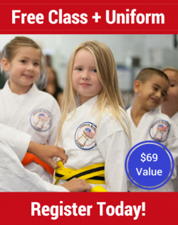 special offer FREE Karate Class in Fullerton